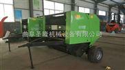 小麦秸秆回收打包机 秸秆捡拾打捆机