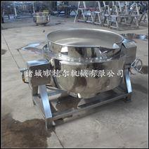 豆沙莲蓉炒锅夹层锅厂家供应电加热不锈钢夹层锅