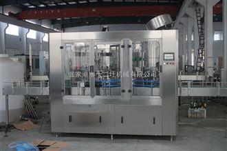 CGF24-18-6玻璃瓶三合一灌装机价格