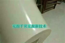 全自动QQ豆腐生产线  QQ豆腐成套设备  QQ豆腐切块机哪有卖的