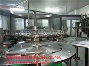 XXF24-24-8-玻璃瓶雞尾酒含氣飲料灌裝機 汽酒飲料生產線 全自動液體灌裝機