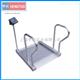 300kg体重轮椅秤 透析电子秤