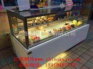 生日蛋糕展示柜水果保鲜柜一般尺寸是多少