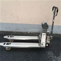 3吨不锈钢叉车秤报价 厂家直视1吨电子叉车秤