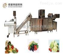 蔬菜加工生产线