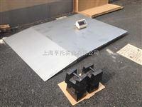 涂料厂用1.2X1.2米1吨不锈钢磅秤 2000Kg不锈钢防腐蚀地磅