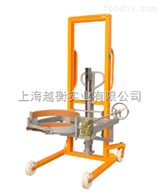 DCS-XC-L厦门油桶抱式搬运车秤 搬运堆高车电子秤