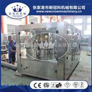 XGF24-6厂家供应全自动易拉罐果汁二合一高速灌装封口一体机