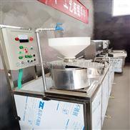 css-200-大型豆腐机商用浆渣自动分离、全自动豆腐机财顺顺生产厂家