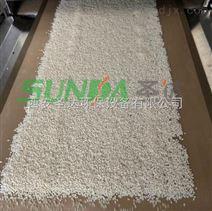 西安厂家直销芝麻膨化率高达98%的微波炒制机
