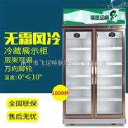广西超市冷柜便利店饮料柜冷藏立式冰柜厂家直销