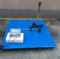 粉尘车间用1吨隔爆型电子地磅 嘉兴2T粉尘防爆电子称价格