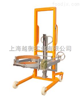 山东抱式可搬运的电子倒桶秤 300KG油桶秤价格