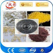 紫薯米加工设备人造大米营养黄金米生产线