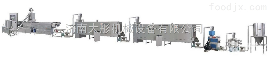自热米饭大米生产线价格商业配方