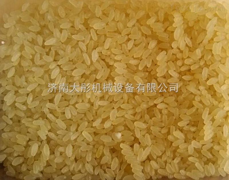 自热米饭大米生产设备价格