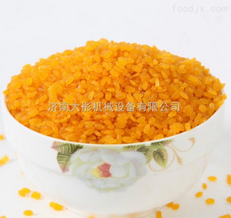 自热米饭大米生产设备价格简介