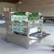 小龙虾盒式气调真空包装机