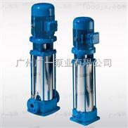 广州-广一GDL型立式多级管道泵-水泵维修