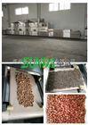 不间断生产500公斤的微波黄豆烘bei机