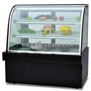 富祺豪华甜品冷藏展示柜卤菜水果风冷保鲜柜