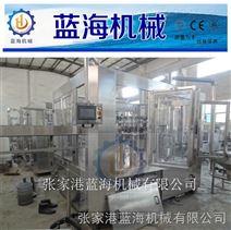 全自动碳酸饮料三合一灌装生产设备