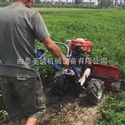 高产巨菌草收割机,农用牧草秸秆割晒机