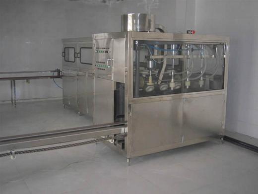 桶装水灌装机械设备概述