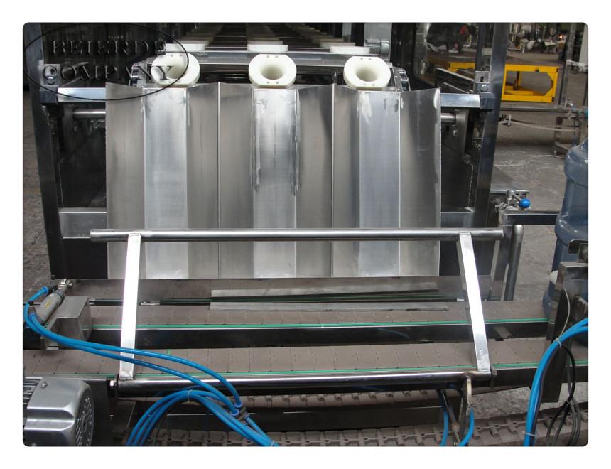 qgf 全自动自动外刷桶机,桶装水灌装生产线