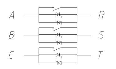 不对称斩波电路设计
