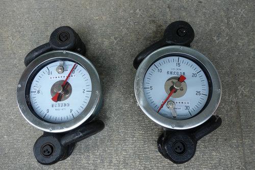 SGJX-8机械式拉力表/8吨机械式拉力表
