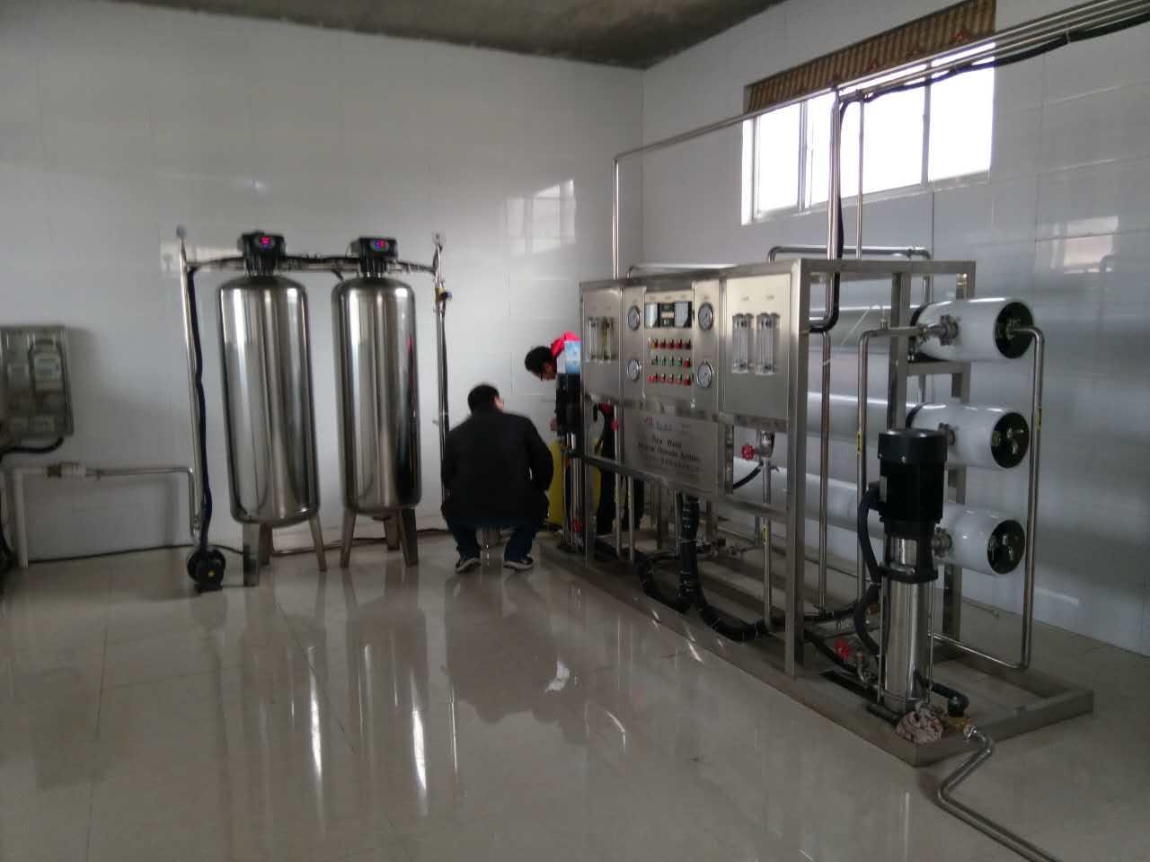 cy安徽水处理|纯净水处理|山东川一水处理设备(优质商家)