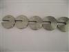 桂林50g 不锈钢砝码(增砣)厂家批发