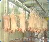 XND890猪屠宰线白条输送自动线